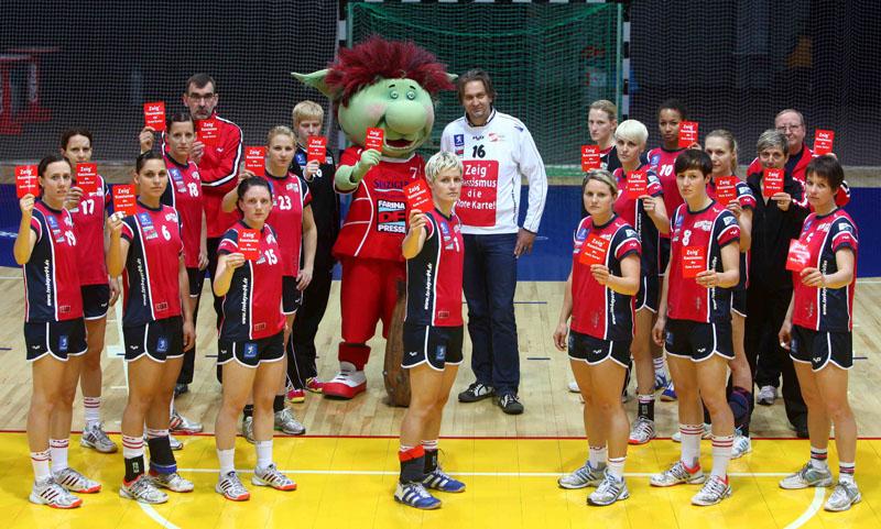 TSV Bayer 04 Leverkusen, Handballdamen